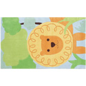Lion Rug, Kids Playroom Area Rugs | Bedroom Rugs | Carpet | aBaby.com