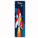 Rocket Man Growth Chart, Airplane Themed Nursery | Airplane Bedding | ABaby.com