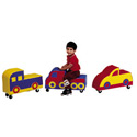 Transportation Rollarounds, Kids Ride on Toys | Bikes | Helmet | Activity Cars