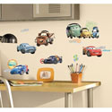 Cars 2 Wall Decals, Train And Cars Themed Nursery | Train Bedding | ABaby.com