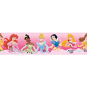 Disney Princess Dream From the Heart Peel & Stick Border, Prince & Princess Nursery Decor | Baby Themes | Bedding