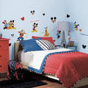 Mickey & Friends Wall Decals, Kids Wall Decals | Baby Room Wall Decals | Ababy.com