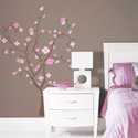 Spring Blossom Tree Giant Wall Decal, Kids Wall Decals | Baby Room Wall Decals | Ababy.com
