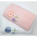 Flower Baby Blanket, Baby Blanket Set | Baby Blanket | Soft Baby Blankets | ABaby.com