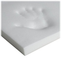 Memory Foam Portable Crib Mattress Topper ,