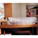 Mesh Bed Rail, Toddler Bed Rail | Bed Safety Rails | ABaby.com