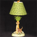 Safari Walk About Lamp, African Safari Themed Nursery | African Safari Bedding | ABaby.com