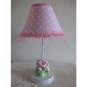 Baby Pink Flower Lamp, Baby Nursery Lamps | Childrens Floor Lamps | ABaby.com
