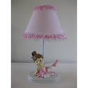 Ballerina Princess Lamp, Prima ballerina Themed Nursery | Girls ballerina Bedding | ABaby.com