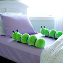 SnuggleBugzzz Plush Bed Rail, Toddler Bed Rail | Bed Safety Rails | ABaby.com