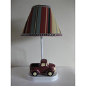 My Vintage Truck Lamp, Train And Cars Themed Nursery | Train Bedding | ABaby.com