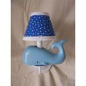 Baby Beluga Wall Sconce, Nautical Themed Nursery | Nautical Bedding | ABaby.com
