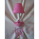 Glamour Girl Wall Sconce, Princess Nursery Decor | Princess Wall Decals | ABaby.com