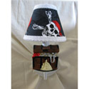 Pirate's Treasure Wall Sconce, Pirates Nursery Decor | Pirates Wall Decals | ABaby.com