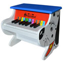 Dog Digital Piano