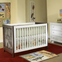 City Lights Commuter Collection, Solid Wood Nursery Furniture Sets | Crib Furniture Sets | ABaby.com