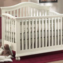 Vista 4-in-1 Convertible Crib, Davinci Convertible Cribs | Convertible Baby Furniture | ABaby.com