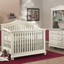 Vista Series Collection, Solid Wood Nursery Furniture Sets | Crib Furniture Sets | ABaby.com