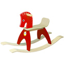 Wonder Rocking Horse, Kids Rocking Horse | Personalized Rocking Horses | ABaby.com