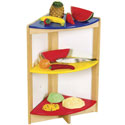 Side Shelf, Baby Bookshelf | Kids Book Shelves | ABaby.com