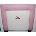 Plush Upholstered Headboard with Insert, Childrens Twin Beds | Full Beds | ABaby.com