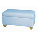 Classic Upholstered Storage Bench, Kids Storage Bins | Personalized Kids Toy Boxes | ABaby.com