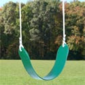 Sling Swing Green, Outdoor Toys | Kids Outdoor Play Sets | ABaby.com