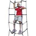 Climbing Cargo Net, Kids Swing Set Accessories |Outdoor Swing Sets | ABaby.com