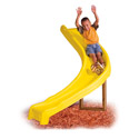 Sidewinder Slide, Kids Swing Set Accessories |Outdoor Swing Sets | ABaby.com
