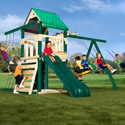 Ultimate Yukon II Swing Set, Kids Swing Sets | Childrens Outdoor Swing Sets | ABaby.com