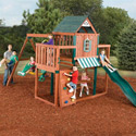 Winchester Swing Set, Kids Swing Sets | Childrens Outdoor Swing Sets | ABaby.com