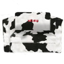 Cow Print Sofa Sleeper, Farm Animals Themed Toys | Kids Toys | ABaby.com