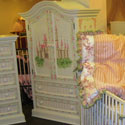 Princess Dreams Armoire, Princess Themed Furniture | Baby Furniture | ABaby.com