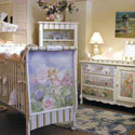Glitter Garden Nursery Collection, Nursery Furniture Sets | Baby Furniture Collections | Crib Set