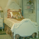 Queen's Rose Twin/Full Bed, Childrens Beds | Girls Twin Bed | ABaby.com