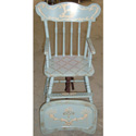 Baby Prince High Chair, Princess Themed Nursery | Girls Princess Bedding | ABaby.com