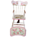 Glitter Garden High Chair, Personalized Baby Gifts | Gifts for Kids | ABaby.com