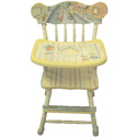 Nursery Rhyme High Chair, Nursery Rhymes Themed Nursery | Nursery Rhymes Bedding | ABaby.com