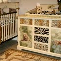 Wildlife Dresser, Dresser And Changing Table Combo | Nursery Dressers | ABaby.com