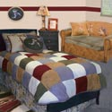 Home Plate Twin Bedding