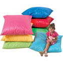 Square Floor Pillow, Kids Bean Bag Chairs | Kids Chairs | ABaby.com