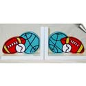 Sports Bookends, Sports Nursery Decor | Sports Wall Decals | ABaby.com