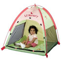 Star Light Lil Nursery Tent, Outdoor Playhouse | Kids Play Houses | Kids Play Tents | ABaby.com