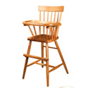 Comeback Wooden Highchair, Baby High Chairs | Designer High Chairs | ABaby.com