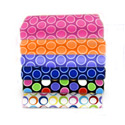 Round Crib Primary Bubbles Sheet, Polka Dot Round Crib Sheets | Polka Dot Sheets | ABaby.com