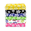 Primary Floral Cotton Porta Crib Sheet, Porta Crib Sheets | Mini Crib Sheet Set | ABaby.com