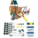 Kodiak Swing Set Hardware Kit- Project 512, Outdoor Toys | Kids Outdoor Play Sets | ABaby.com