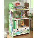 Dinosaur Kingdom Bookcase, Baby Bookshelf | Kids Book Shelves | ABaby.com