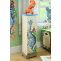 Dinosaur Kingdom 5 Drawer Cabinet, Dinosaurs Themed Furniture | Baby Furniture | ABaby.com