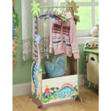 Dinosaur Kingdom Valet Rack, Baby Clothes Stands | Childrens Clothes Tree | Ababy.com